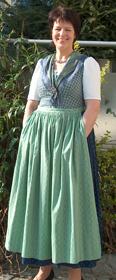 Bezirksobfrau Maria Wicke